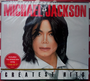 Michael Jackson - Greatest Hits 2009 (2 CD - digipak) (SEALED)