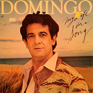 Domingo – My Life For A Song (US) STILL SEALED