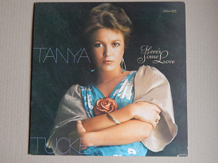 Tanya Tucker ‎– Here's Some Love (MCA Records ‎– MCA-2213, US) NM-/NM-