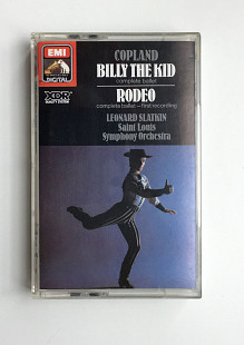 Copland – Billy The Kid / Rodeo