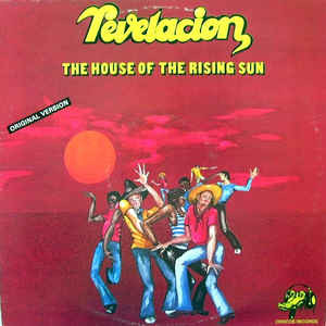 REVELACION ( A Cerrone Production) The House Of The Rising Sun 1977 USA Marlin Запечатан