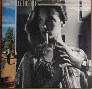 STREETHEART(ex-Loverboy ) Under Heaven Over Hell 1979 USA Atlantic EX+\Запечатан