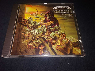 "Helloween ""Walls of Jericho"" CD Germany"