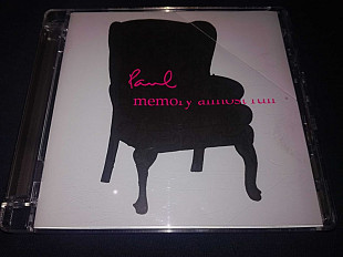"Paul Mccartney ""Memory Almost Full"" фирменный CD Germany."