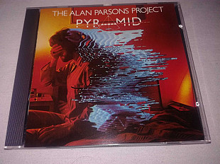 "Продам CD The Alan Parsons Project ""Pyramid"" W. Germany by PDO."