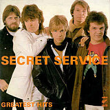 SECRET SERVICE Greatest Hits 1986 Poland Wifon NM\NM