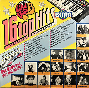 Various - 16 Top Hits Extra (1986) NM/NM