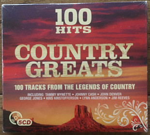 100 Hits Country Greatest 5CD