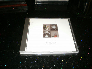 "Pet Shop Boys ""Behaviour"" Made In Austria."