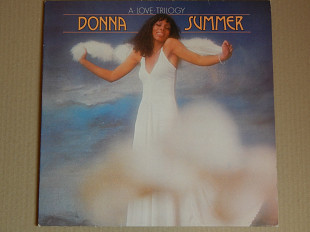 Donna Summer ‎– A Love Trilogy (Atlantic ‎– ATL 50 265, Germany) NM-/NM-