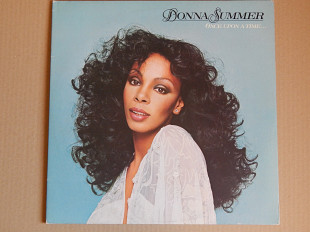 Donna Summer - Once Upon A Time... (Atlantic ‎– ATL 60 132, Germany) inserts MN-/NM-/NM-