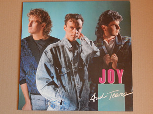 Joy ‎– Joy And Tears (TELDEC ‎– 76.23586, South Korea) insert NM/NM