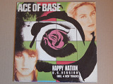 Ace Of Base - Happy Nation (U.S. Version) (Metronome ‎– 521 472-1, South Korea) insert NM-/NM-