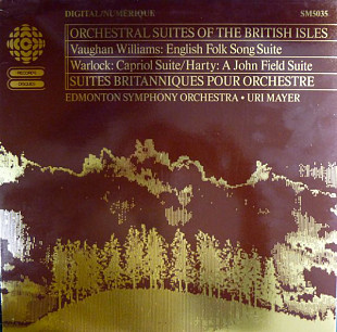 Orchestral Suites Of The British Isles (Still Sealed)