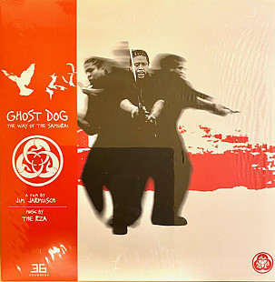 The RZA ‎– Ghost Dog: The Way Of The Samurai (Music From The Motion Picture)