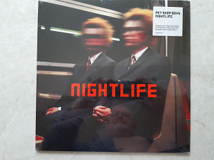 PET SHOP BOYS NIGHTLIFE ( PARLOPHONE 0190295944056 ) RE 2017 1999 EU SEALED