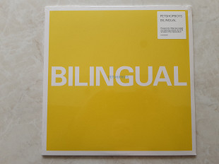 PET SHOP BOYS BILINGUAL ( PARLOPHONE 0190295823689 ) RE 2018 1996 EU SEALED