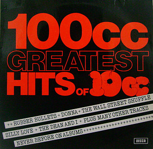 Greatest Hits Of 10cc