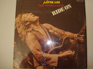 ALVIN LEE TEN YEARS LATER-Ride on 1979 Germ Blues Rock, Classic Rock