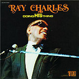 Ray Charles – Doing His Thing (US, 69, 1-st press)