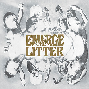 LITTER Emerge 1969(2014) USA Purple Pyramid Запечатан