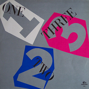 ONE TWO THREE (Bobby Orlando ) *1-2-3* 1983 Holl Rams Horn NM\NM