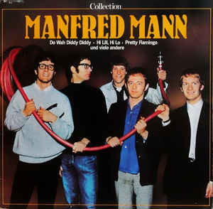 MANFRED MANN Collection 1981 Holl EMI NM\NM