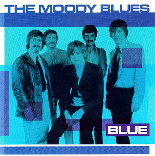 MOODY BLUES Blue (Compilation) 1989 UK Pickwick NM\NM