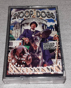 Кассета Snoop Dogg - Da Game Is To Be Sold, Not To Be Told