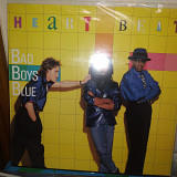 BAD BOYS BLUE''HEARTBEAT''LP ORIGINAL