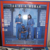 BAD BOYS BLUE ''YOU'RE A WOMAN''45 MAXI