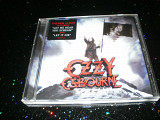 "Ozzy Osbourne ""Scream"" Made In The EU."
