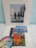Pink Floyd UK/ Harvest Records 2nd issue/