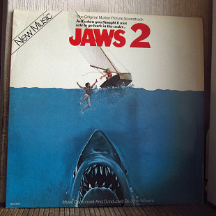John Williams ‎– Jaws 2 - The Original Motion Picture Soundtrack