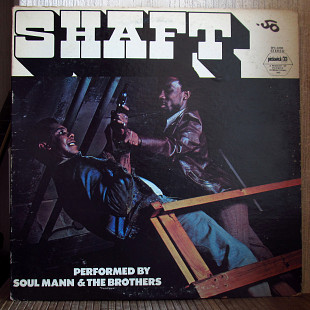 Soul Mann & The Brothers ‎– Shaft