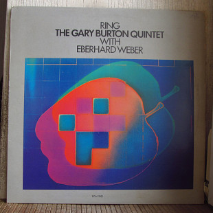 The Gary Burton Quintet with Eberhard Weber ‎– Ring