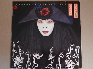 Donna Summer ‎– Another Place And Time (Warner Bros. Records ‎– 255 976-1, Germany) insert EX+/NM-