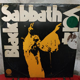 BLACK SABBAT vol. 4 lp