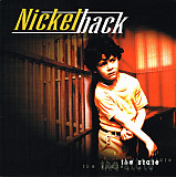 Nickelback ‎- The State - 2000. (LP). 12. Vinyl. Пластинка. Europe. S/S.