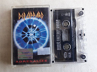 Def Leppard Adrenalize