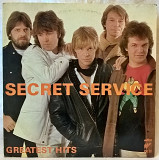 Secret Service - Greatest Hits - 1979-85. (LP). 12. Vinyl. Пластинка. Poland.