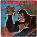 King Kong Lives (Original Motion Picture Soundtrack) John Scott / Graunke Symphony Orchestra 1987. П