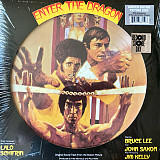 Lalo Schifrin - Bruce Lee. Enter The Dragon. Soundtrack - 1973. (LP). Picture. 12. Пластинка. Europe
