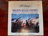 Виниловая пластинка LP 101 Strings – Million Seller Themes From The Heart Of Tchaikovsky