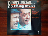 Виниловая пластинка LP Duke Ellington Meets Coleman Hawkins ‎– Duke Ellington Meets Coleman Hawkins