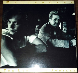 John Cougar Mellencamp ‎– The Lonesome Jubilee (1987)(made in UK)