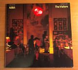 ABBA ‎– The Visitors LP / Polydor ‎– 91 676 7 / Germany 1981