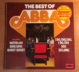 ABBA ‎– The Best Of ABBA LP / Polydor ‎– 2459 318 / Germany 1976