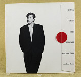 Bryan Ferry / Roxy Music ‎– Bryan Ferry - The Ultimate Collection With Roxy Music (Европа, EG)