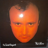 PHIL COLLINS''NO JACKET REQUIRED'' LP